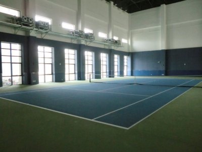 塑胶网球场