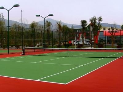 淄博塑胶网球场