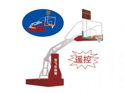 BFL-5001 电动液压篮球架