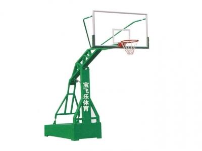 BFL-5002 平箱式仿液压篮球架