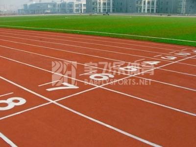 淄博复合型塑胶跑道