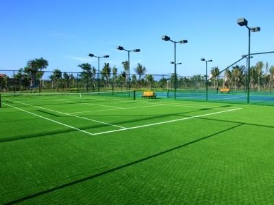 淄博人造网球场