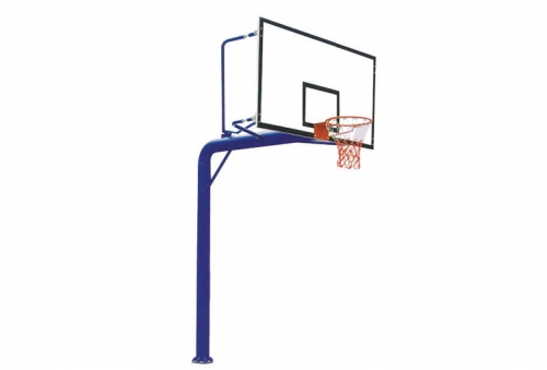 BFL-5008 地埋式圆管篮球架