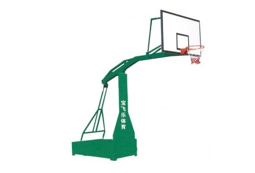 BFL-5004 平箱仿液压SMC篮板篮球架