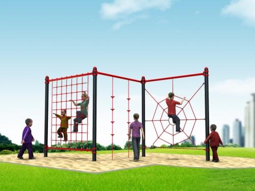 儿童攀爬网